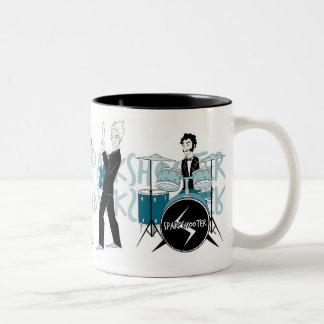 Sparkshooter Coffee Mug - The Band