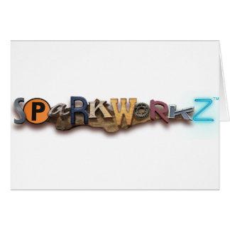 Sparkworkz! Greeting Cards