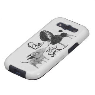 Sparky and Persephone: Love at First Spark Samsung Galaxy S3 Cover