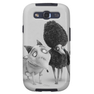 Sparky and Persephone: Love at First Spark Galaxy S3 Covers