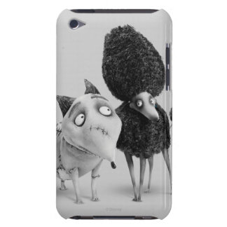 Sparky and Persephone: Love at First Spark iPod Touch Case-Mate Case