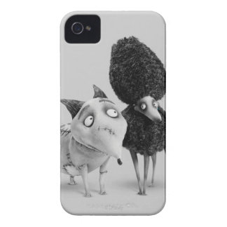 Sparky and Persephone: Love at First Spark iPhone 4 Covers