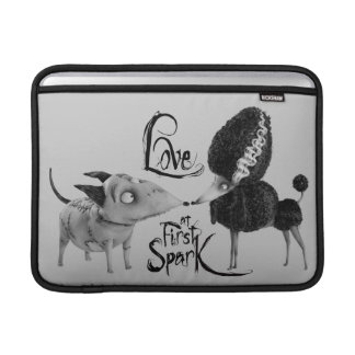 Sparky and Persephone: Love at First Spark Sleeves For MacBook Air
