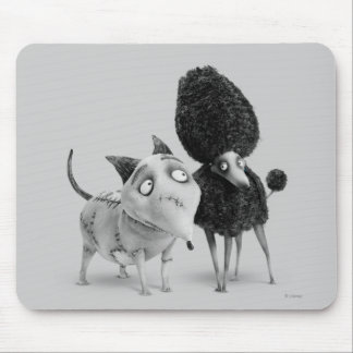 Sparky and Persephone Mouse Pads