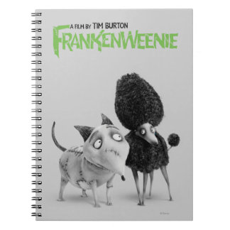 Sparky and Persephone Notebook