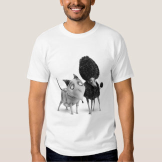 Sparky and Persephone T-shirt