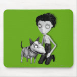 Sparky and Victor Mousepads