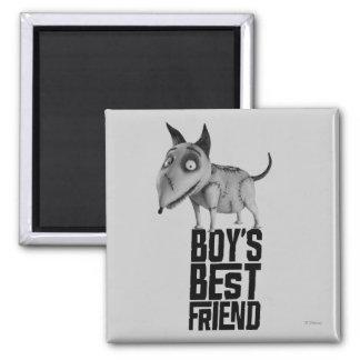 Sparky: Boy's Best Friend Magnet