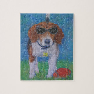 Sparky Dog Cool Dog Puzzle