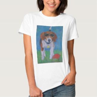 Sparky Dog Cool Dog T-shirt