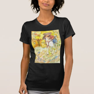 Sparky Dog goes to medical school T-shirt