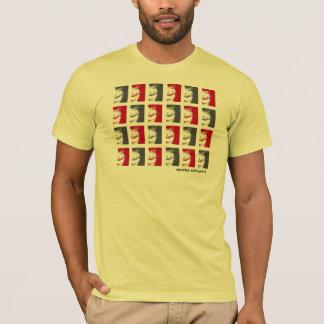 Sparky Grid T-Shirt By Matt Landon