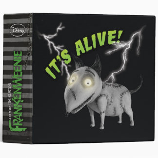 Sparky: It's Alive Binder