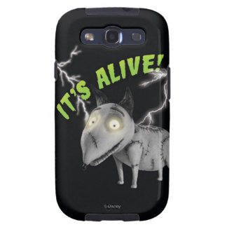 Sparky: It's Alive Samsung Galaxy S3 Cases