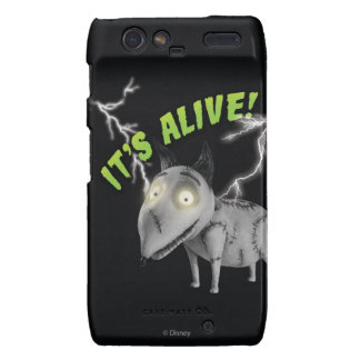 Sparky: It's Alive Droid RAZR Covers