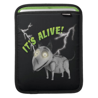 Sparky: It's Alive iPad Sleeve