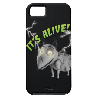 Sparky: It's Alive iPhone 5 Covers