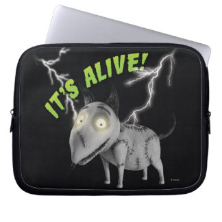 Sparky: It's Alive Laptop Sleeve