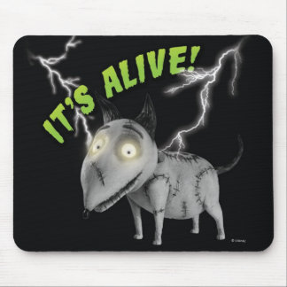 Sparky: It's Alive Mousepad