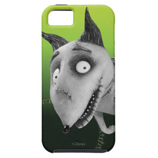 Sparky Running iPhone 5 Cover
