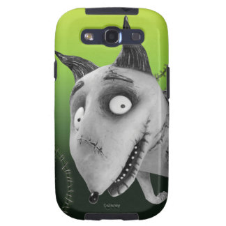 Sparky Running Samsung Galaxy S3 Cover