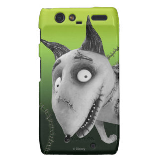Sparky Running Droid RAZR Cover