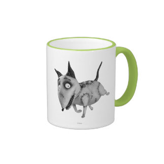 Sparky Running Ringer Mug