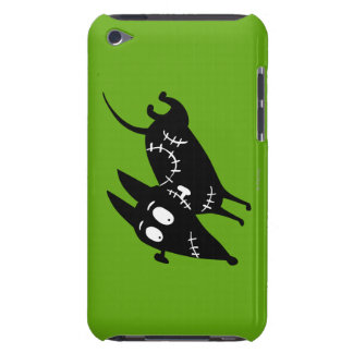 Sparky Running Silhouette Barely There iPod Covers