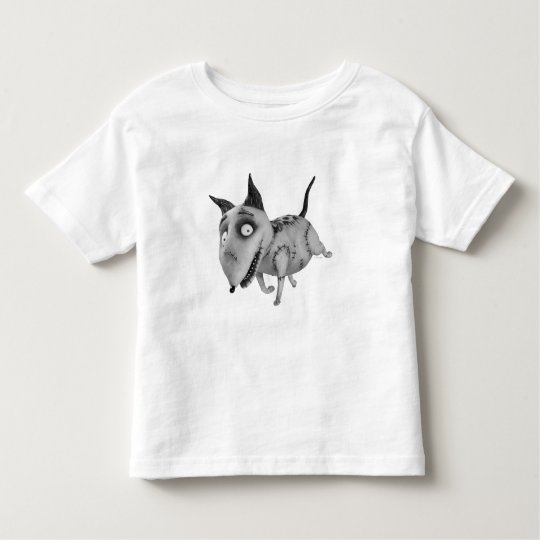 Sparky Running Toddler T-shirt