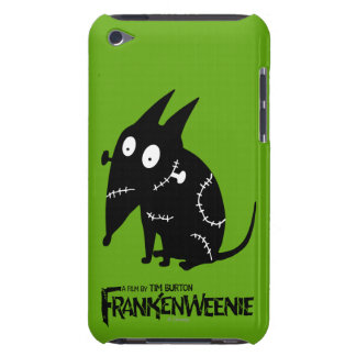 Sparky Sitting Silhouette iPod Touch Case-Mate Case