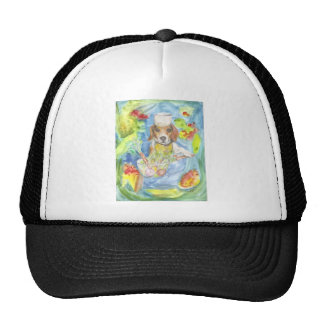 Sparky The Chef Trucker Hat