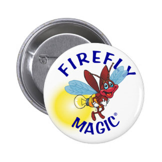 """""""Sparky"""" the Firefly Button"""