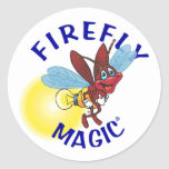 Sparky the Firefly Stickers