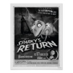 Sparky's Return Movie Poster Posters