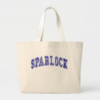 Sparlock Tote Bags