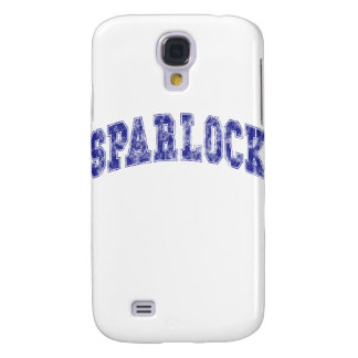 Sparlock Galaxy S4 Case