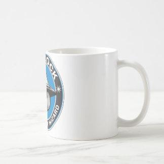 Sparlock the Warrior Wizard Coffee Mug