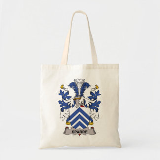 Sparre Family Crest Bags