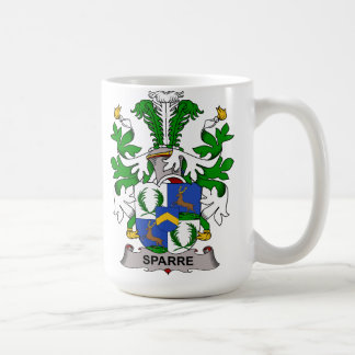 Sparre Family Crest Coffee Mug