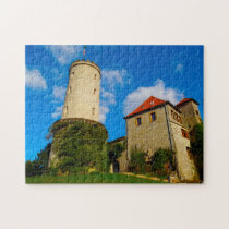 Sparrenburg Germany. Jigsaw Puzzle