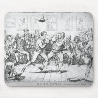 Sparring, 1817 mousepads