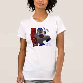 Sparring Bear Ladies Shirt