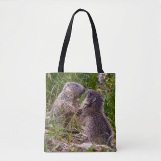 Sparring Partners All Over Print Bag