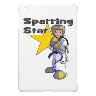 Sparring Star Taekwondo Black Belt Cover For The iPad Mini