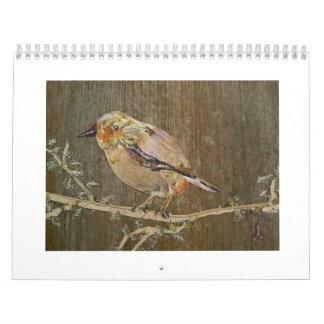 Sparrow Calendar