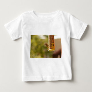 Sparrow eating baby T-Shirt