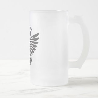 Sparrow Frosted Mug