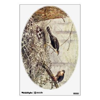 Sparrow Hawks Wall Sticker