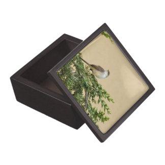 Sparrow Jewelry Box