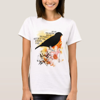 Sparrow Not Forgotten Shirt